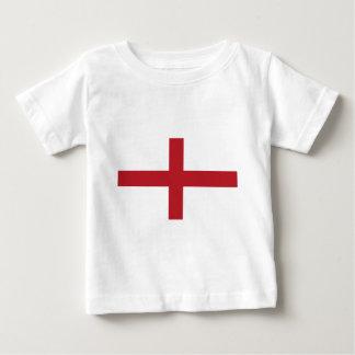 Bandera de Inglaterra Camiseta De Bebé