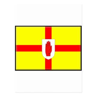 Bandera de Irlanda del Norte Postales