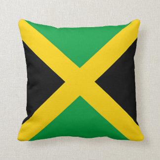 Bandera de Jamaica Cojín Decorativo
