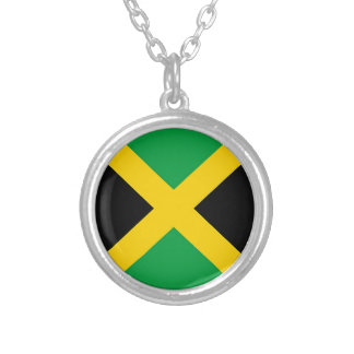 Bandera de Jamaica Colgante Redondo