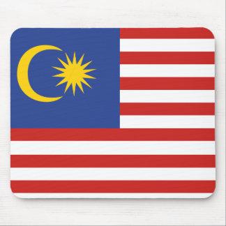 bandera de Kuala Lumpur Alfombrilla De Ratón