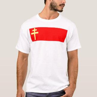 Bandera de la Alsacia-Lorena Camiseta