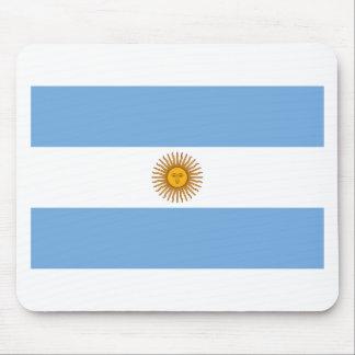 Bandera de la Argentina - Bandera de la Argentina Alfombrilla De Ratón