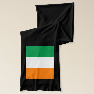 Bandera de la bufanda de Irlanda