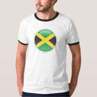Bandera de la burbuja de Jamaica Camiseta