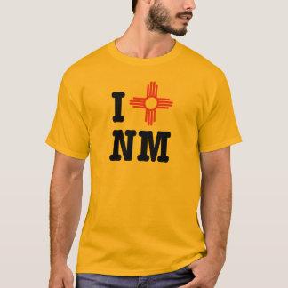 Bandera de la camisa del nanómetro plana