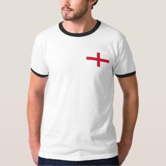 Bandera de la camiseta de Inglaterra