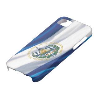 Bandera de la casamata del iPhone 5 de El Salvador iPhone 5 Cárcasa