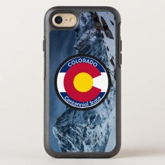 Bandera de la circular de Colorado Funda OtterBox Symmetry Para iPhone 7
