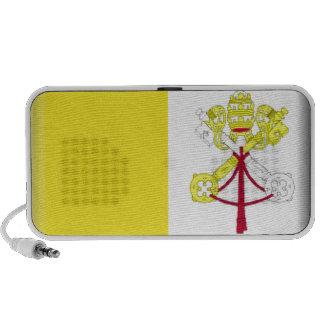 Bandera de la Ciudad del Vaticano Altavoces