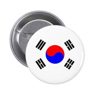 Bandera de la Corea del Sur