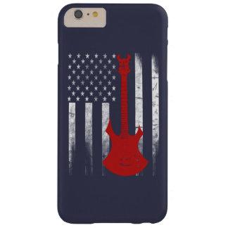 Bandera de la guitarra funda barely there iPhone 6 plus