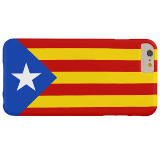 Bandera de la independencia de Catalunya Funda Barely There iPhone 6 Plus