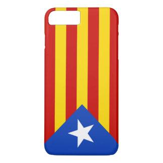 Bandera de la independencia de Catalunya Funda iPhone 7 Plus