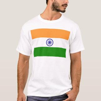 Bandera de la India - तिरंगा - भारतकाध्वज Camiseta