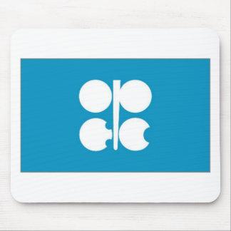 Bandera de la OPEP Alfombrilla De Ratón