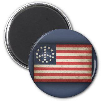 Bandera de la paz - xdist imán redondo 5 cm