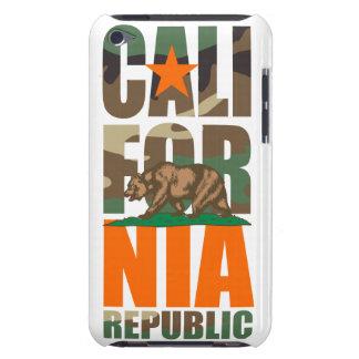 Bandera de la república de California del Carcasa Para iPod