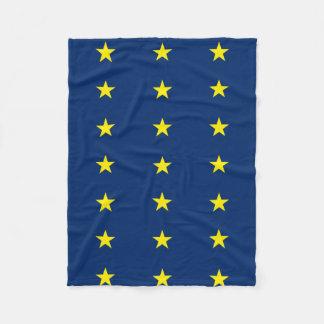 Bandera de la República de Tejas Manta Polar