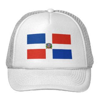 Bandera de la República Dominicana Gorro
