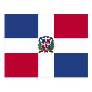 Bandera de la República Dominicana Postal