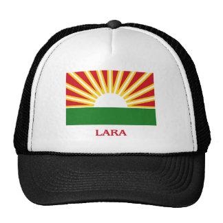 Bandera de Lara con nombre Gorros