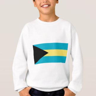 Bandera de las Bahamas Sudadera