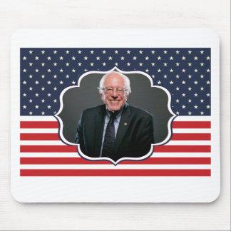 bandera de las chorreadoras de Bernie Alfombrilla De Ratón
