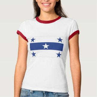 Bandera de las islas de Gambier Camisas