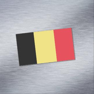 Bandera de las tarjetas de visita magnéticas de