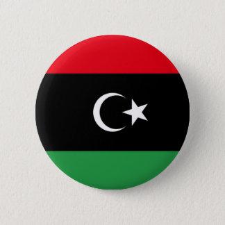 Bandera de Libia en el Pin/la insignia del botón
