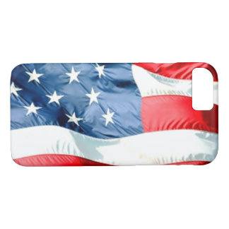 Bandera de los E.E.U.U. Funda iPhone 7