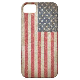 Bandera de los E.E.U.U. iPhone 5 Case-Mate Carcasa