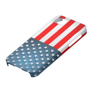 Bandera de los E.E.U.U. iPhone 5 Protector