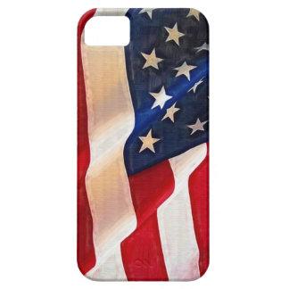 Bandera de los E.E.U.U. - viejo orgullo del iPhone 5 Case-Mate Cobertura