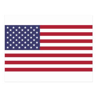 Bandera de los Estados Unidos Postal