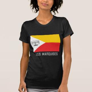 Bandera de los marqueses de Îles con nombre Camisetas
