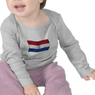 Bandera de los Países Bajos Camiseta