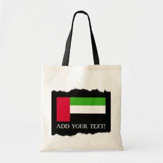 Bandera de los UAE United Arab Emirates