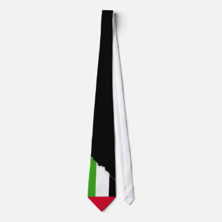Bandera de los UAE United Arab Emirates Corbata Personalizada