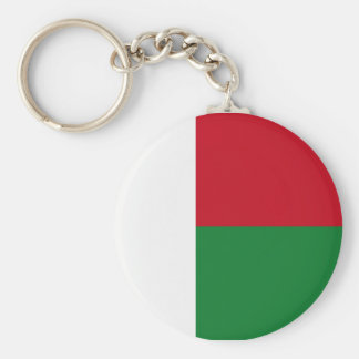 Bandera de Madagascar Llavero