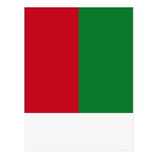 Bandera de Madagascar Postal