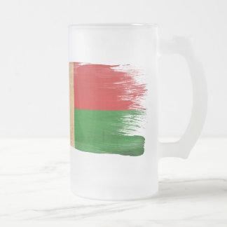 Bandera de Madagascar Tazas De Café