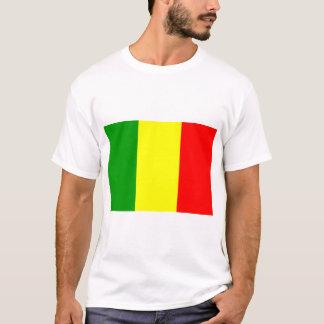 Bandera de Malí Camiseta
