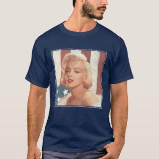 Bandera de Marilyn Camiseta