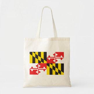 Bandera de Maryland Bolso De Tela