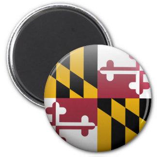 Bandera de Maryland Imán