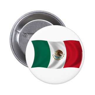 Bandera de México Pins