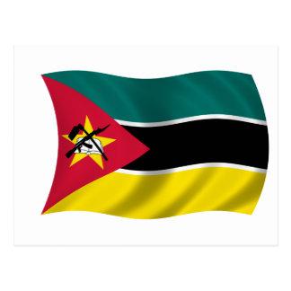Bandera de Mozambique Postal