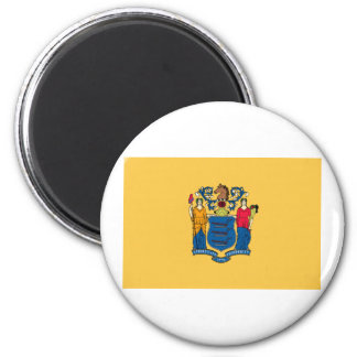 Bandera de New Jersey Iman